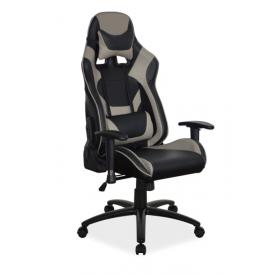 Офисное кресло Signal Supra Серый Черный