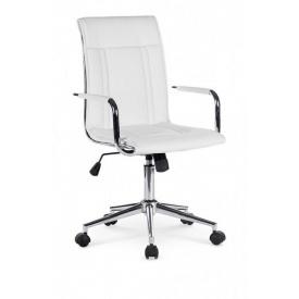 Кресло компьютерное Halmar Porto 2 Белый