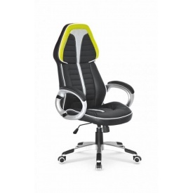 Кресло компьютерное Halmar Signet Черный