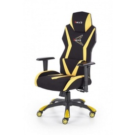 Кресло компьютерное Halmar Stig Желтый