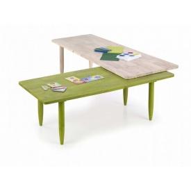 Стол журнальный Halmar Bora-Bora Зеленый