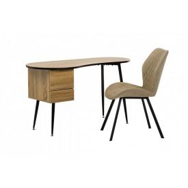Письменный стол Vetro Mebel D-40 Омбре