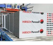 Пінопласт з графітом Хірш Пороцелль EPS 90 Graphite 17кг/м3 для утеплення будинку 1000х500х100 мм