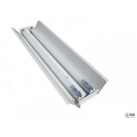 Светильник под LED лампу T8 2x1200мм STANDARD