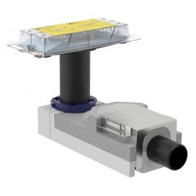CLEANLINE набор для дренажных каналов конструкции пола высотой от 90 мм 30 см
