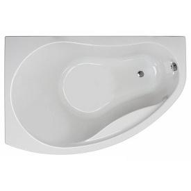 PROMISE ванна 150x100 см асимметричная левая с ножками SN 7