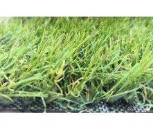 Декоративна штучна трава 25 мм