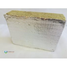 Утеплитель для каминов 80 кг/м3 1000х600х100 мм