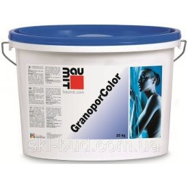 Акриловая краска BAUMIT GRANOPOR COLOR 22,4 кг 14 л