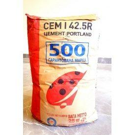 Цемент Kavcim CEM I 42.5 R М550 д0