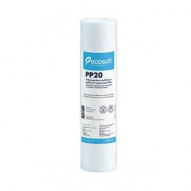Картридж зі спіненого поліпропілену Ecosoft 2,5x10 20 мкм
