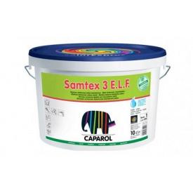 Интерьерная краска Капарол Samtex 3/10л E LF Base 1