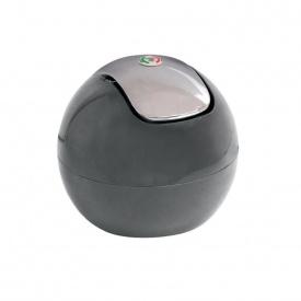 Косметическое ведро для мусора Trento Top серое
