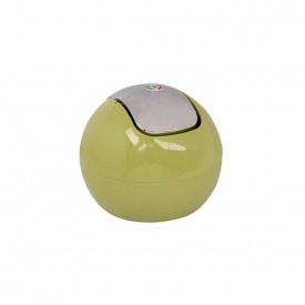 Косметическое ведро для мусора Trento Top зеленый