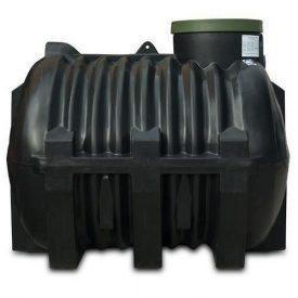 Септик предварительной очистки Еколайн полиэтилен 2000 л 2110х1200х1210 мм