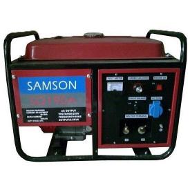 Зварювальний генератор SAMSON SQ-190A