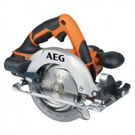Аккумуляторная дисковая пила AEG BKS 18-0 (каркас) (4935431375)