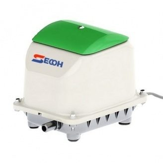 Компрессор air pump Secoh JDK-S-60 58 Вт 221х177х200 мм