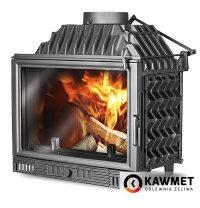 Каминная топка KAWMET W2 14,4 кВт 680x530x435 мм