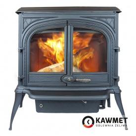 Чугунная печь KAWMET Premium S7 11,3 кВт 681х712х524 мм