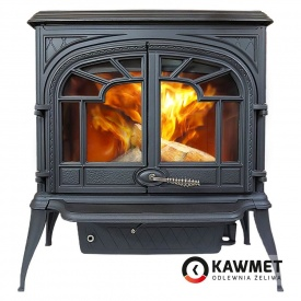 Чугунная печь KAWMET Premium S9 11,3 кВт 681х712х524 мм