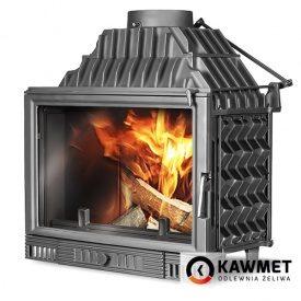 Каминная топка KAWMET W1 Herb 18 кВт 680x530x435 мм
