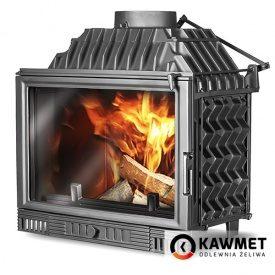 Камінна топка KAWMET W2 14,4 кВт 680x530x435 мм
