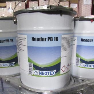 Полимерное покрытие модифицированное битумом Neodur PB 1K
