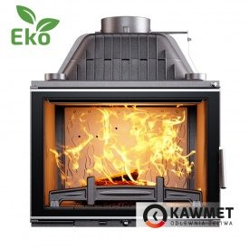Каминная топка KAWMET W17 Decor EKO 16,1 кВт 660х515х500 мм