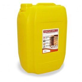 Антисептик профессиональный для первичной обработки древесины несмываемый 1:1 KONTUR WPE-17 10 л