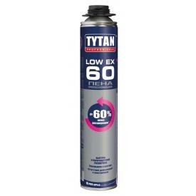 Піна професійна TYTAN Professional LowEx 60 750 мл