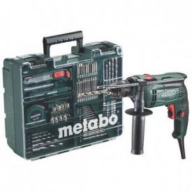 Дриль ударна Metabo SBE 650 Mobile Workshop