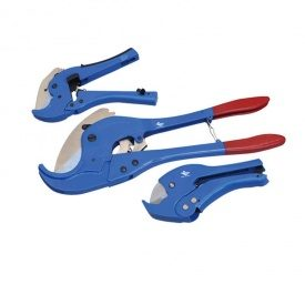 Ножиці для обрізки металопластикової труби (Д16-25) 006М ( Blue Осеап PPR ) ППР