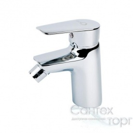 Смеситель для биде латунный Q-tap Tenso 001A CRM хром