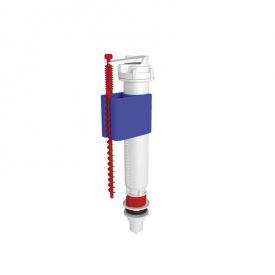 """АНИ Клапан (WC5510) нижней подачи, (ABS) пластиковое подключение 1/2"""" телескопический"""