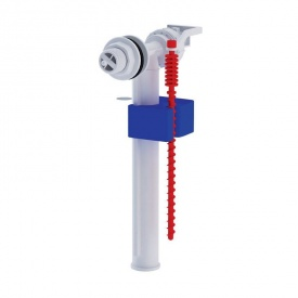 """АНІ Клапан (WC5050) бокової подачі, пластиковим підключення 1/2"""""""
