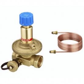 """Danfoss Балансировочный клапан ASV-PV 1/2"""" 0,05-0,25 бар (003L7601/003Z5501)"""