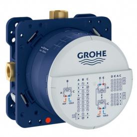Універсальна вбудована частина Grohe Rapido SmartBox 35600000 для змішувачів прихованого монтажу