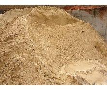 Пісок річковий навалом від 30 тонн