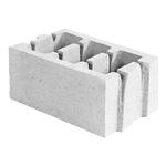 Керамзитобетонний Блок стіновий 400х250х200