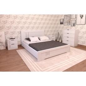 Спальня Зоряна 160x200 37 Скол дуба білий