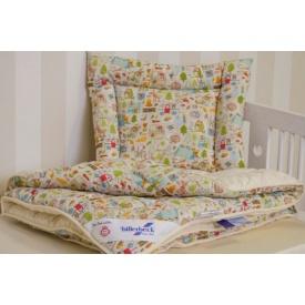 Одеяло Юниор стандартное детское со спальным размером 140x205