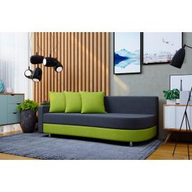 Прямой диван Benefit 19 с механизмом еврокнижка