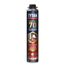 Профессиональная пена TYTAN Professional ULTRA FAST 70 870 мл