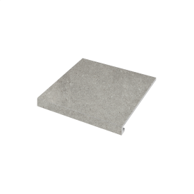 Ступенька Concrete 345x300x35x10,2 grigio SZRXRM 8 RC ZEUS CERAMICA