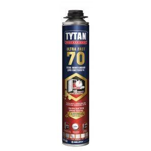 Професійна піна TYTAN Professional ULTRA FAST 70 мл 870