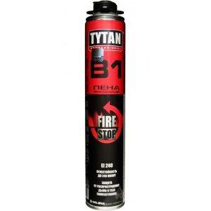 Професійна піна вогнестійка TYTAN Professional В1 750 мл