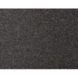 Ендовый ковер Shinglas 3,4 мм 1х10 м Коричнево-Серый Континент европа Джаз Сецилия