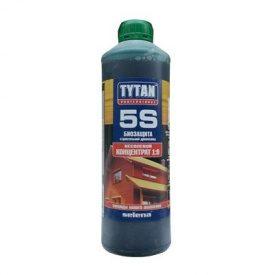 Біозахист будівельної деревини TYTAN Professional 5S 1 л