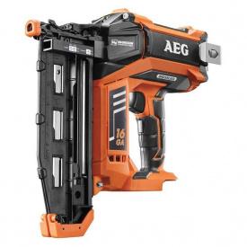 Гвоздезабівателі акумуляторний AEG B 16N 18-0 каркас (4935451533)